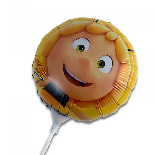 Folienballon Die Biene Maja Honigspiele gelb Geburtstag Feste Party Luftballon
