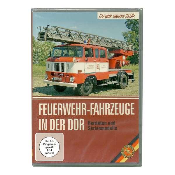 Feuerwehr-Fahrzeuge in der DDR