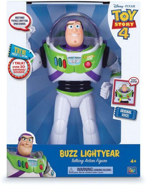 Disney Pixar Toy Story-Sprechende Actionfigur Buzz Lightyear Größe 30cm