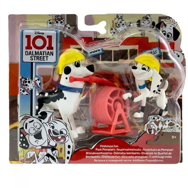 Disney 101 Dalmatian - Das Haus der 101 Dalmatiner 2er-Pack Feuerwehreinsatz