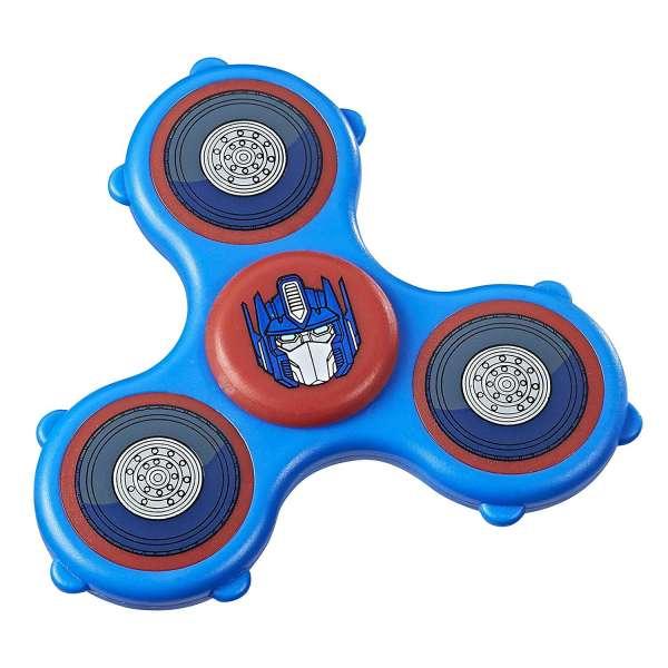 Transformers Optimus Prime Spinner Hasbro Fidget Hand Spinner
