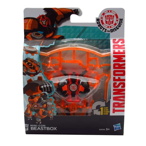 Hasbro Transformers RID Mini-Cons - Beastbox