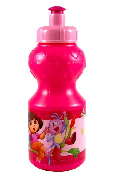 Dora The Explorer Trinkflasche aus Kunststoff