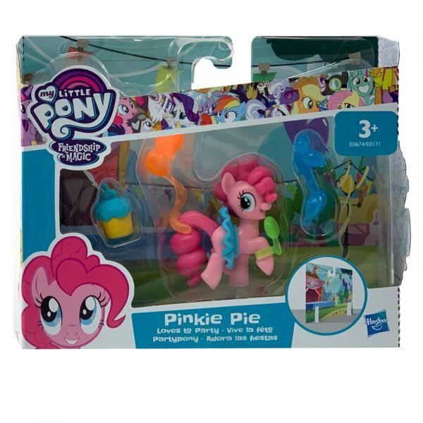 Spielset My Little Pony Friendship Magic Pinkie Pie ab 3 Jahre MLP