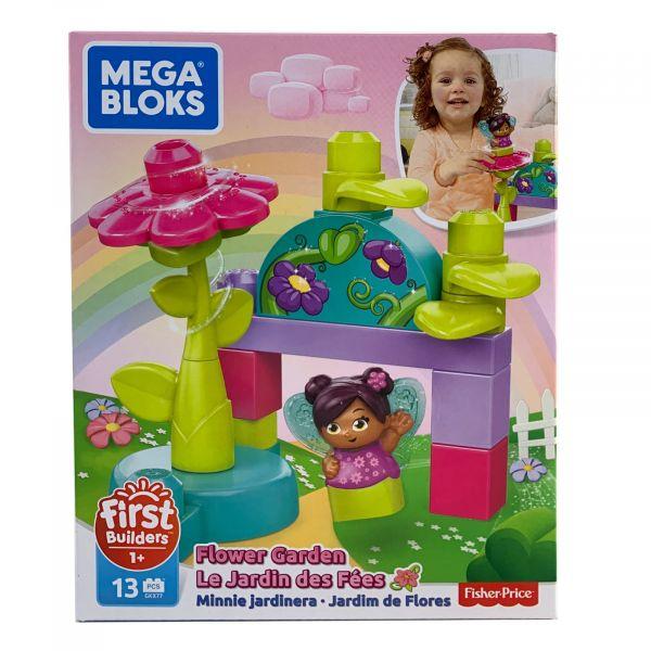 Mega Bloks - GKX77 Kleine Feen-Blumengarten ab 1 Jahr