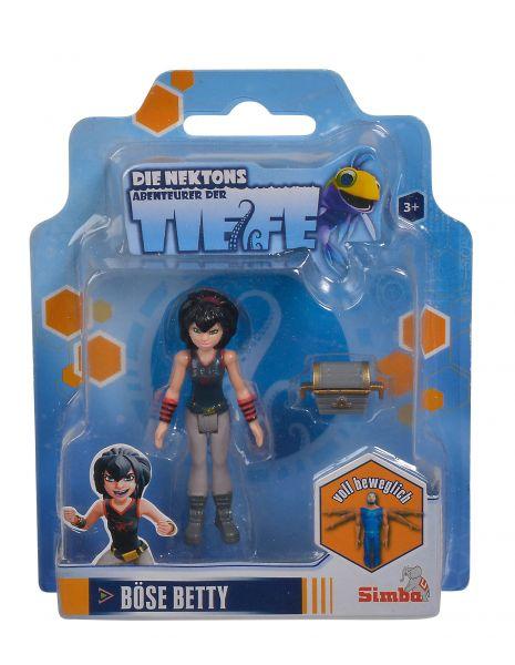 Die Nektons Piraten bewegliche Figur Böse Betty