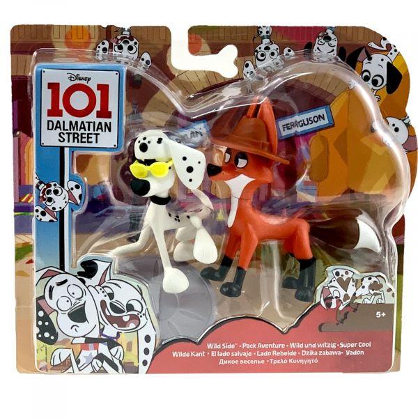 Disney 101 Dalmatian - Das Haus der 101 Dalmatiner 2er-Pack Wild und Witzig